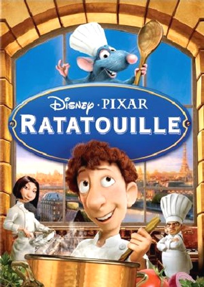 RATATUILLE - English Movies